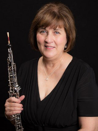 Cheryl Poules - Principal Oboe With the Parker Symphony