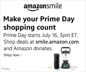 Amazon Smile on Prime Day