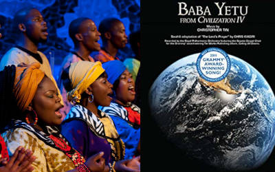 Soweto Gospel Choir and Baba Yetu