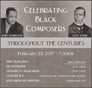 Black History Month Denver Area Concert