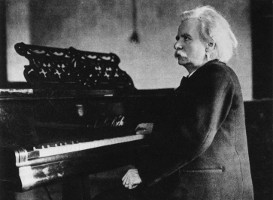 Grieg at the Piano