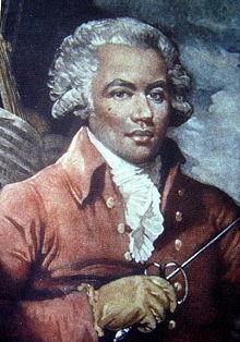 Composer Joseph Bologne, Chevalier De Saint-Georges