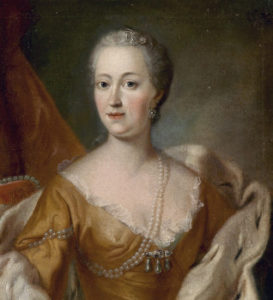 Maria Theresia von Paradis Lost and Found