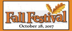 Parker Halloween Event Fall Festival