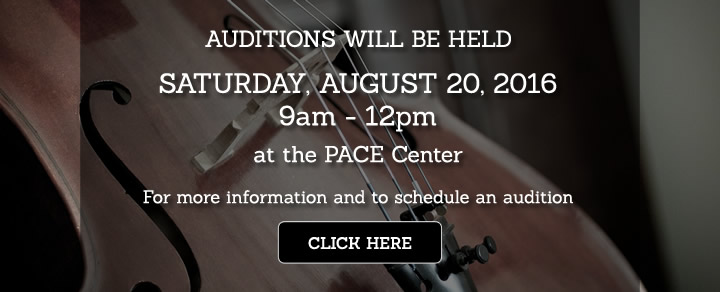 PSO Auditions