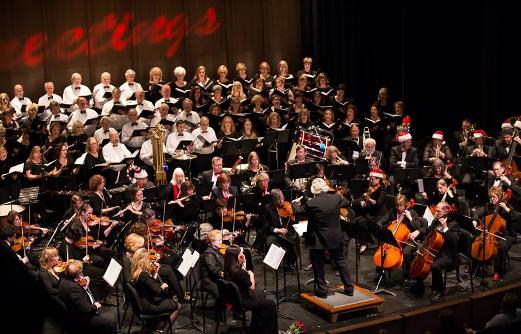 Parker Symphony Holiday Concert