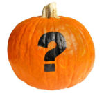 Pumpkin Question Mark