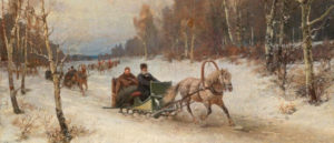 Classical Sleigh Ride Alternatives To Leroy Anderson