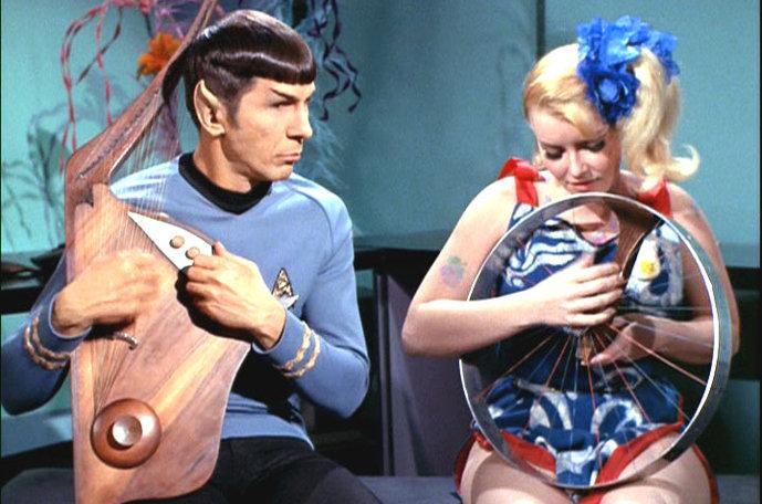 Spock Lyre