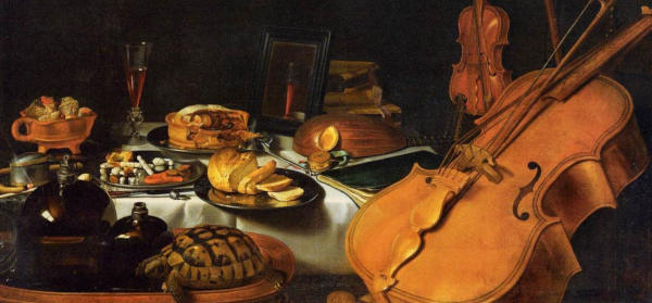 Tafelmusik for Thanksgiving and Dinner Parties