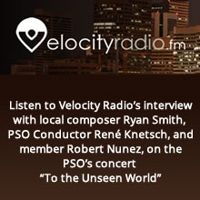 Velocity Radio Interview