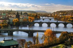 Vltava River - The Moldau